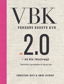 Verdens bedste kur 2.0 - bog forside