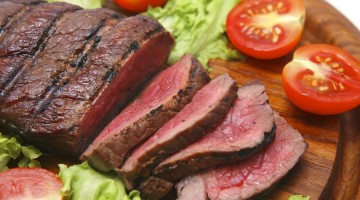Stenalderkost - palæo med kød